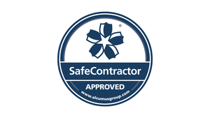 Affiliations Logos Safe Contractor Approved