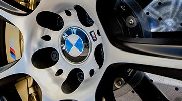 BMW - cliente de implementação de marca global da Principle