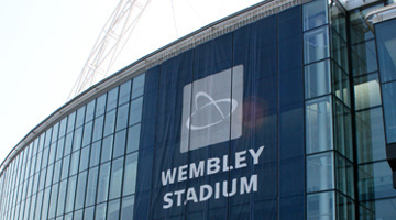 Wayfinding and signage for new Wembley Stadium