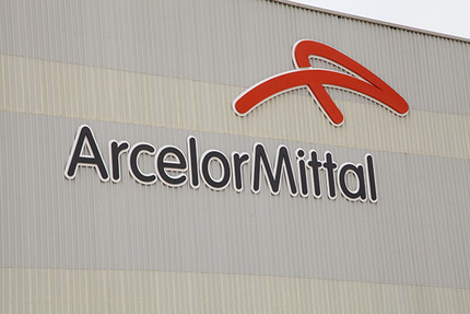 Principle have rebranded over 1200 locations across 52 countries for ArcelorMittal.