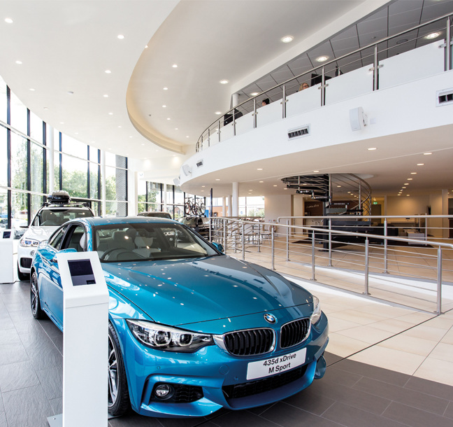 Principle deliver EPOS roll out for BMW