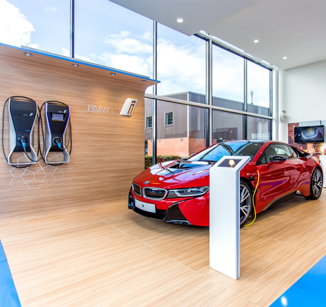 BMWi Global Roll Out by Principle