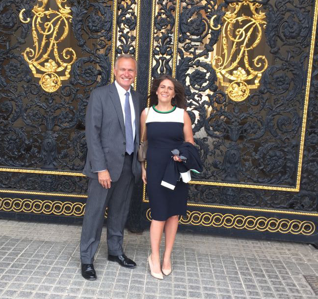 Principle invited to Buckingham Palace to meet HRH Prince Charles