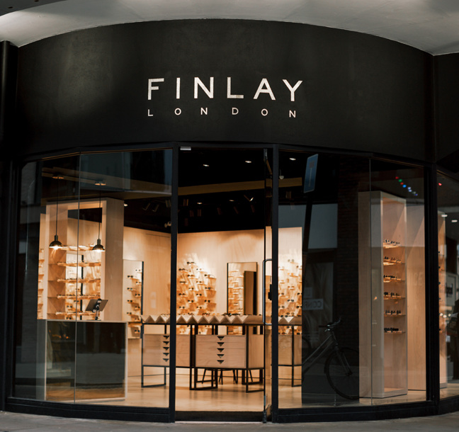 Value engineering expertise by Principle delivers first dedicated store for Finlay & Co.