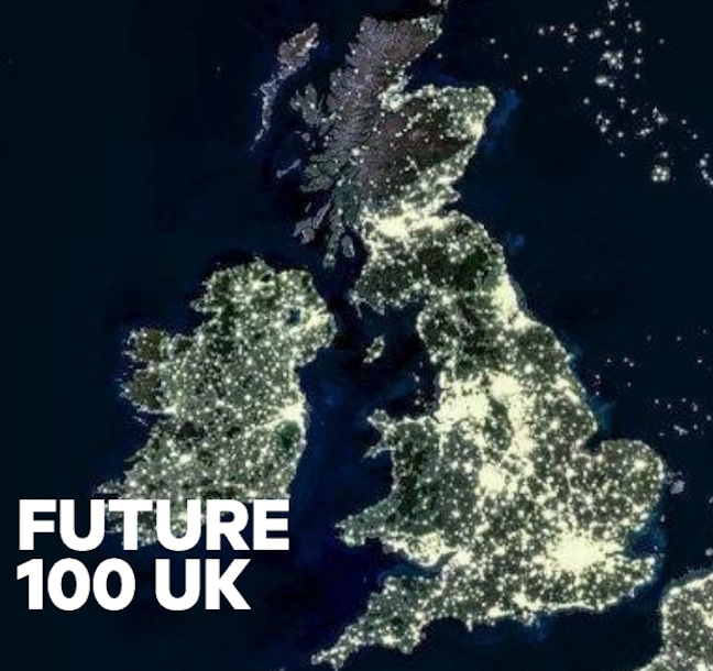Principle listed on FT Future 100 UK list