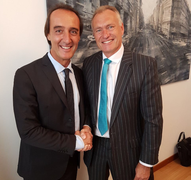 Principle Confirm Partnership with Underline, Italy
