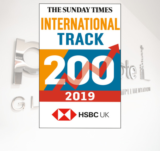 Principle achieve place on Sunday Times International Track for third year running