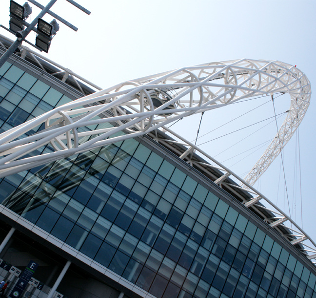 Principle implement wayfinding and signage for Wembley Stadium